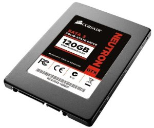 Corsair Neutron Series GTX 120GB (6Gb/s) SATA 3 Exclusive L LM87800 Toggle SSD (CSSD-N120GBGTX-BK)